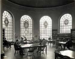 Gilman Hall, Hutzler Reading Room