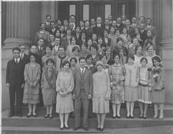 Peabody Conservatory Class of 1927