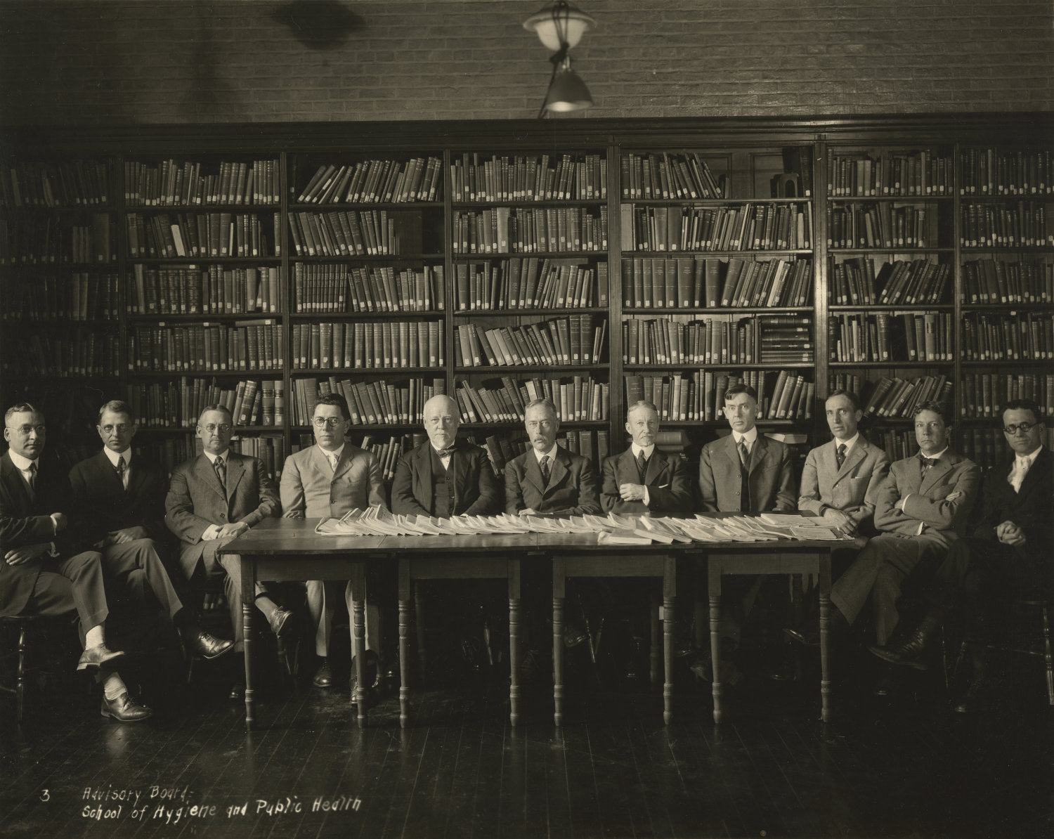 Advisory Board of the School of Hygiene and Public Health