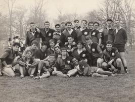 Rugby team, 1992
