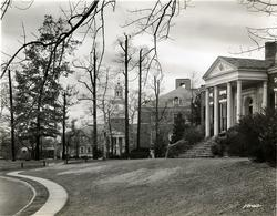 Gilman and Remsen Halls, Homewood House